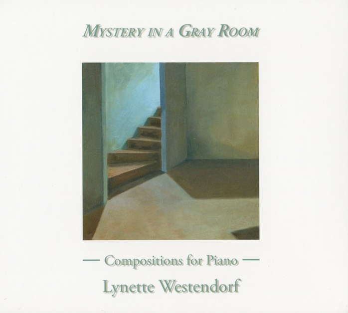 Mystery in a Gray Room cover